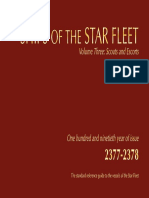 ASDB - Ships of the Star Fleet Volume 3 - Scouts and Escorts