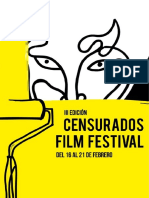 Dossier Censurados 2016