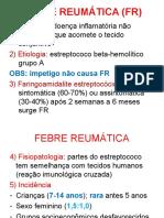 Febre Reumática na Criança