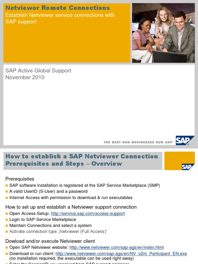 netviewer participant