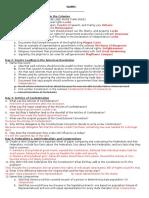 goal 2 review sheet key
