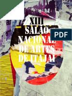 Salão Nacional de Artes de Itajaí - 2013