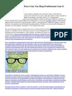 O Tema Definitivo Para Criar Um Blog Profissional Com O WordPress!