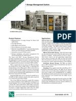 smart grid storage management system