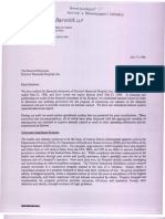 DMH Auditors Management Letter 1998