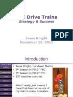 DriveTrain Lecture 2011