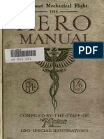 The Aero Manual-A Manual of Mechanically Propelled Human Flight 1909