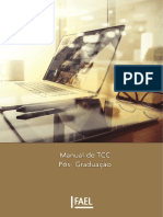 Manual de TCC Pos FAEL