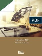 Manual de TCC Pos FAEL