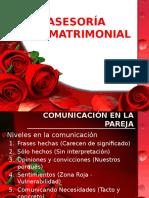 1ª Sesión Prematrimonial