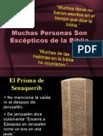 La Arqueologia biblica