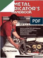 Race&Custom Car Metal Fabricator's Handbook-ron Fournier Sheet Metalwork Forming q2
