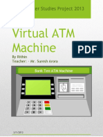 bankten-virtual atm machine report