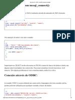 SQL Server + PHP_ Conexão ao banco de dados.pdf