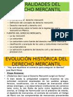 Generalidades Del Derecho Mercantil Conf 1 y 2