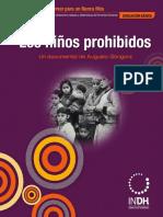 Ed. Básica - Los Niños Prohibidos