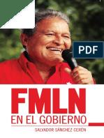 FMLN en El Gobierno