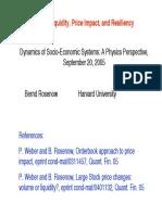 Dynamics of Socio-Economic Systems