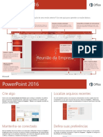 Powerpoint 2016 Win Quick Start Guide