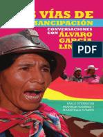 Las Vías de La Emancipación - Álvaro García Linera