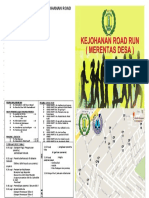 Buku Program Road Run 2016