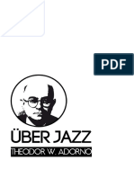 245200821 Adorno Uber Jazz
