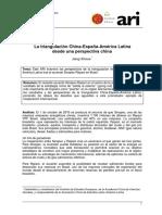 ARI4-2011 Shixue Triangulacion China Espana America Latina
