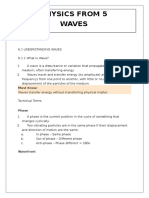 PHYSICS 1 WAVE.docx