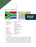 Profil Negara Afrika Selatan