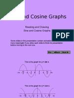 Precalculus Sine and Cosine Graphs