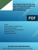Las Ventajas Tecnologicas de Una Institucion de Educacion