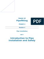 M4_U1_Introduction to Pipe Installation and Safety.doc