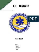 Pre Test 8va Word