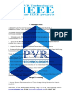 Pvr Technologies 2015 Ece Matlab