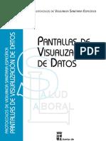 Pantallas de Visualización de Datos.