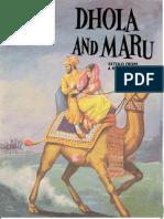 Amar Chitra Katha Dhola and Maru