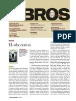 Lemus-Reseña de Carlos Monsiváis, Las Herencias Ocultas de La Reforma Liberal Del Siglo XIX (Letras Libres, Marzo 2007)
