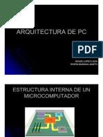 ARQUITECTURA DE PC