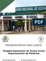 Caso Clinico 2013