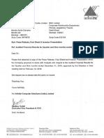 Results Press Release, Result Presentation, Fact Sheet for December 31, 2015 [Result]
