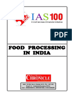 Food Processing in India