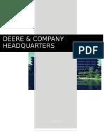 Deere & Company Headquarters _ Beatriz Carnicer