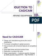 Introductiontocad Cam