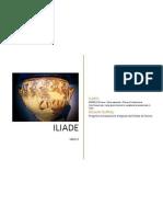 ILIADE di Omero - Libro secondo - Prove di traduzione interlineare con note grammaticali e vocabolario essenziale in linea