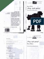 ¡Huy, Que Pena!, neva milicic.pdf