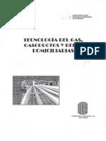 Tecnologia Del Gas Gasoductos y Redes Domiciliarias