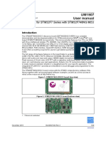DM00190424 – UM1907 – STM32F7 User Manual