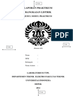Format Laporan RL