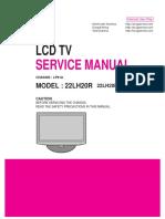 (2) 22lh20r Lg Lcd Manual