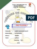 Manual de Pastelería